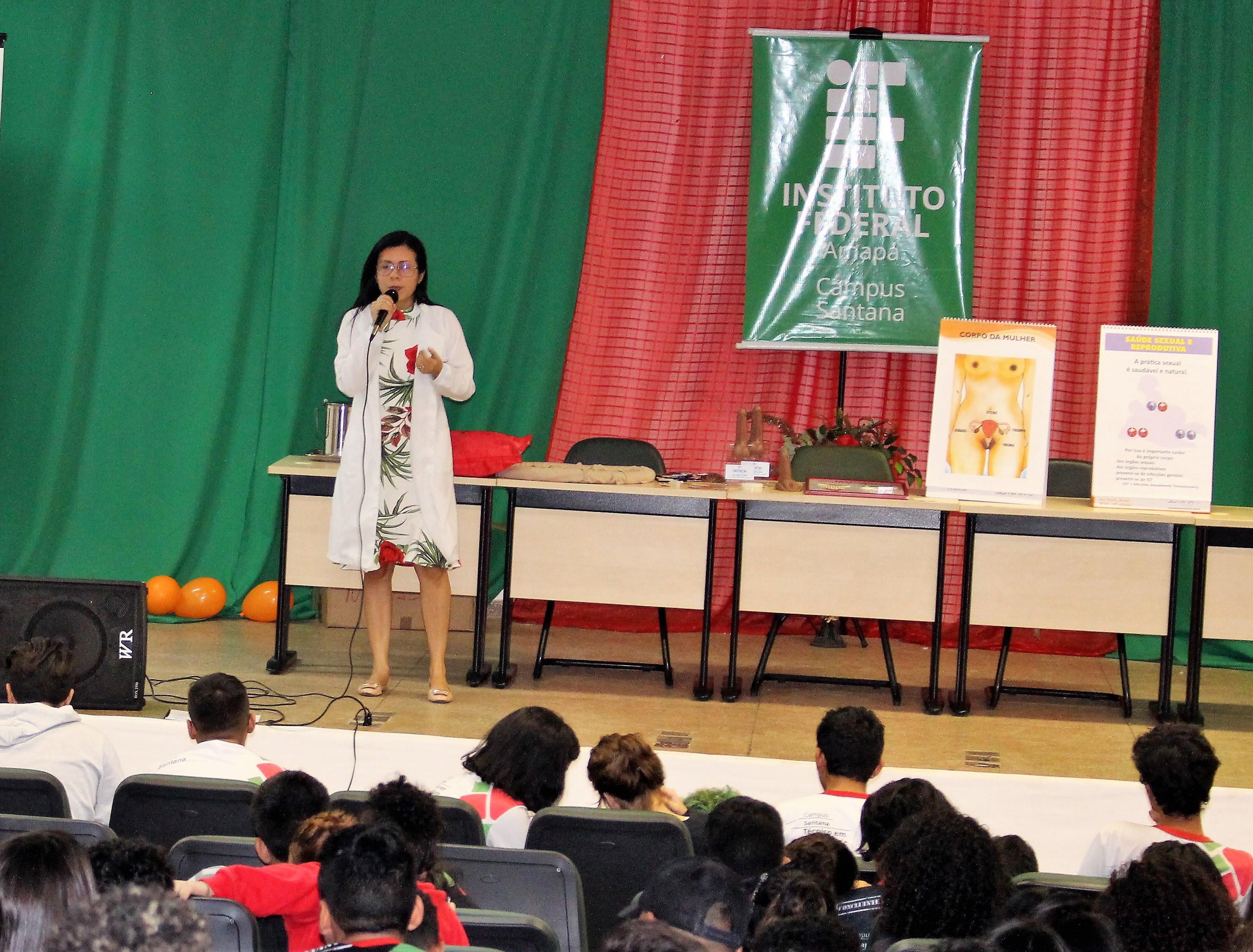Ifap promove evento de conscientização sobre gravidez na adolescência e DSTs