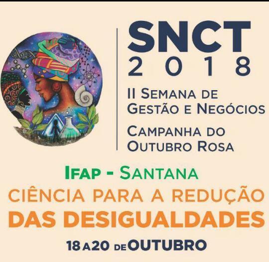 Confira a programação da Semana Nacional de Ciência e Tecnologia (SNCT)
