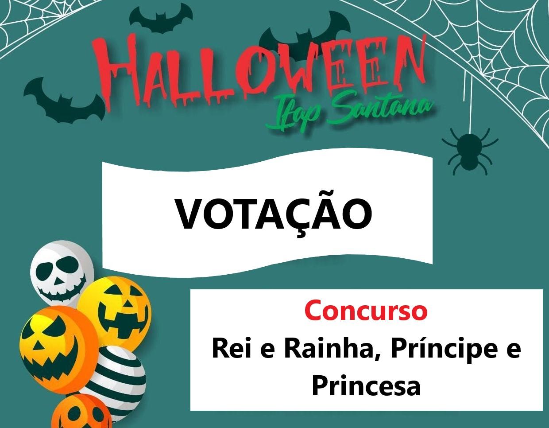 Votação: Rei e Rainha, Príncipe e Princesa do campus Santana