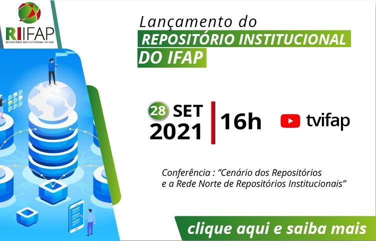 Ifap lança repositório institucional